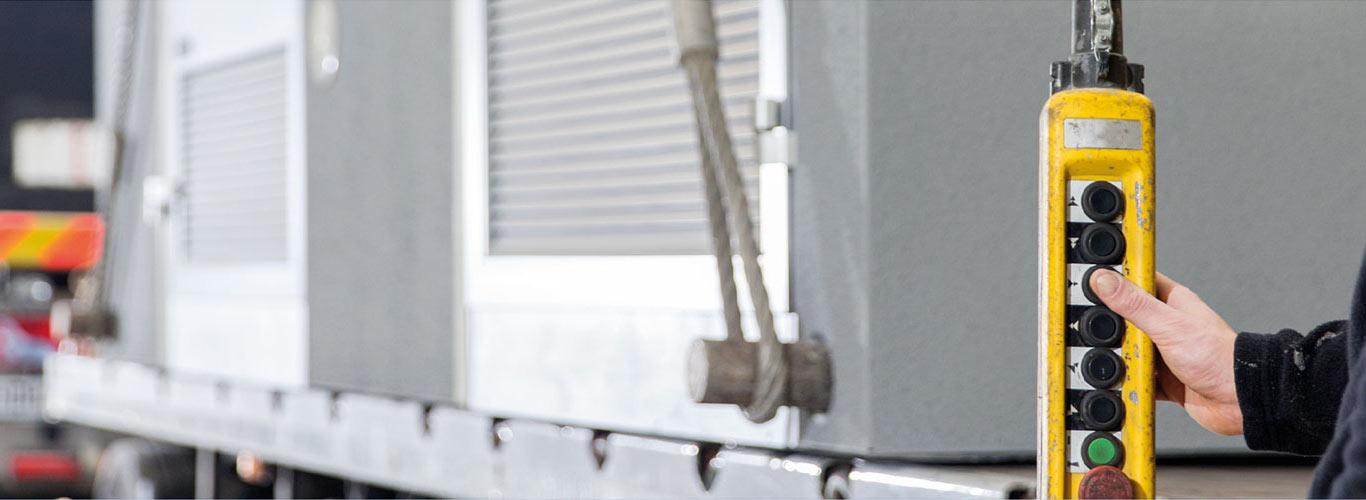 Termingerechte Lieferung und Installation Ihrer Trafostationen und Gebäudekomponenten