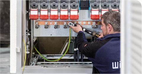 Gesucht: Elektrotechniker/-installateur (m/w/d)