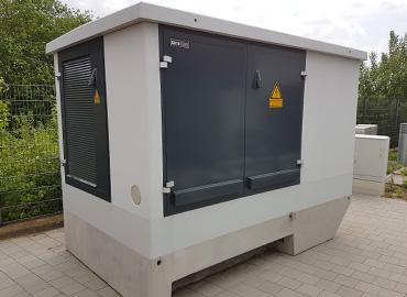 Kompakt-Trafostation W 3119