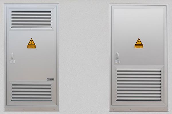 Türen von Wirth sind in beliebigen Farben erhältlich
