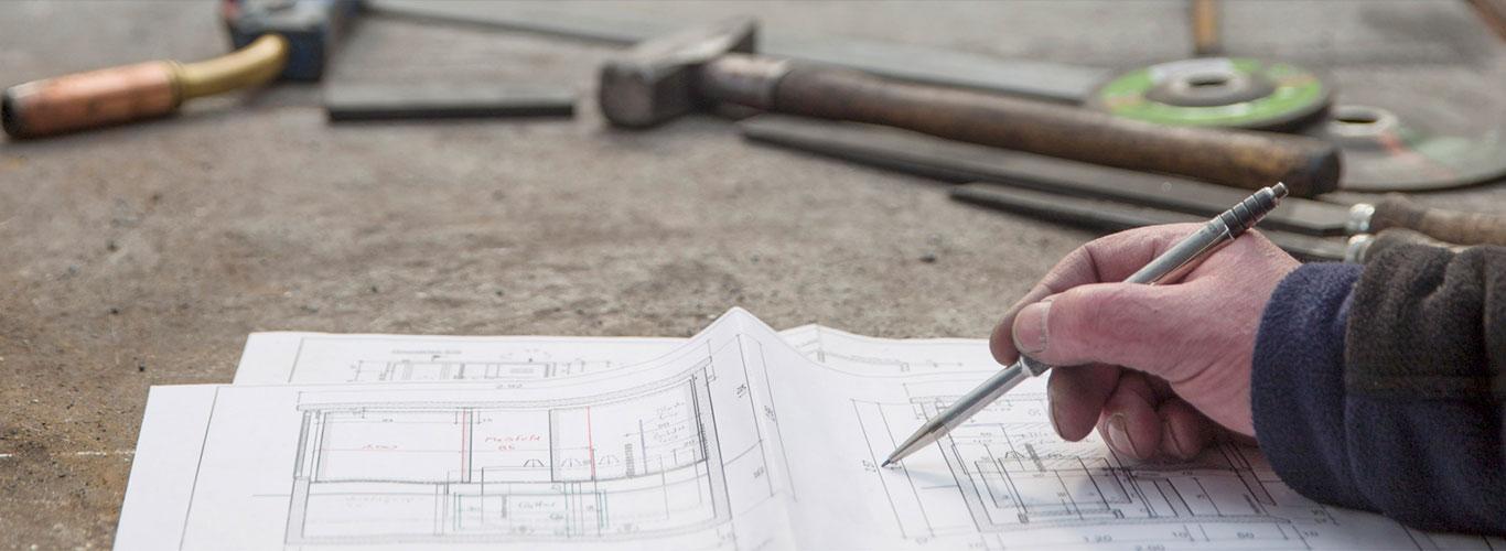 Präzise Planung nach Ihren Wünschen für Trafostationen und Gebäudekomponenten