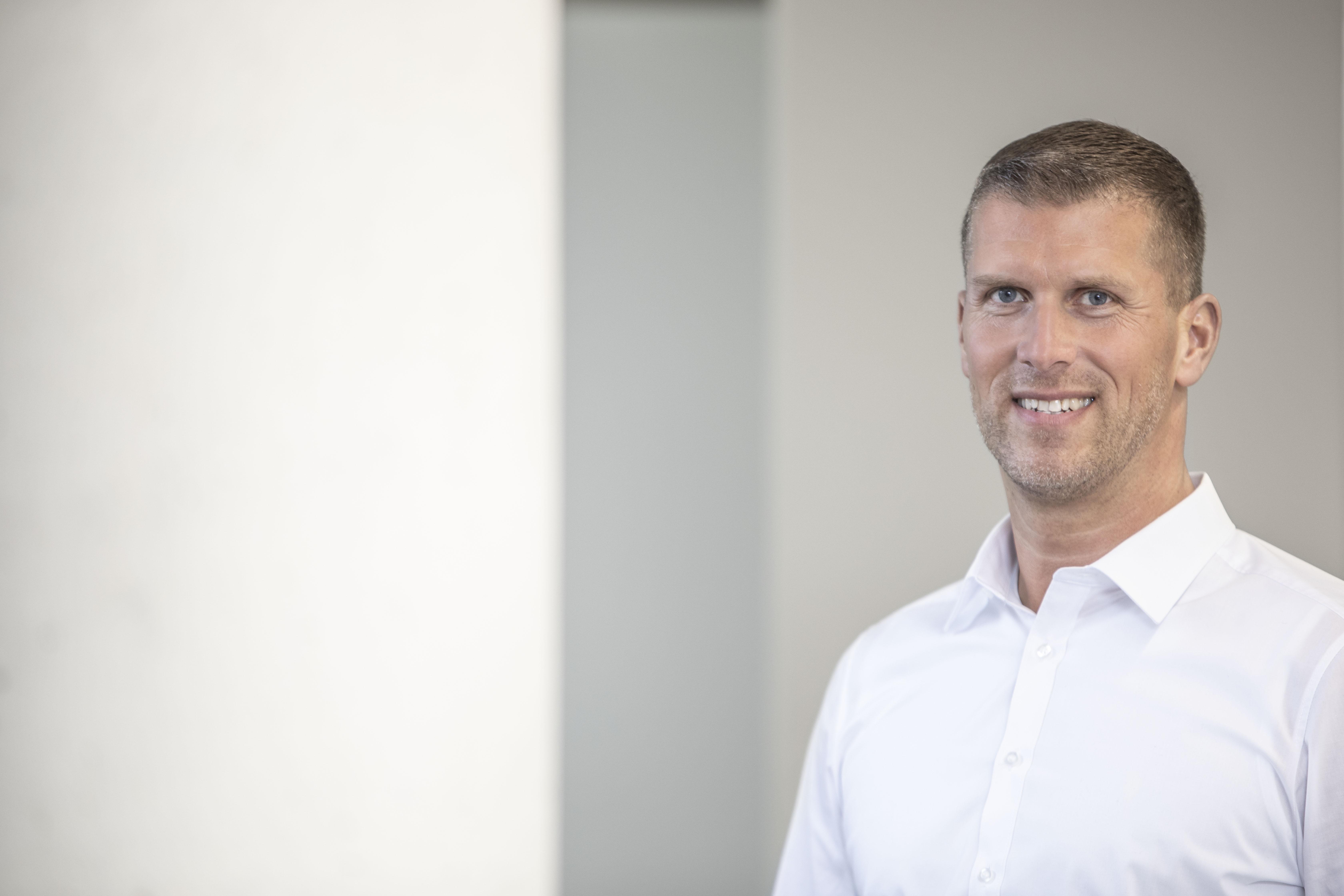 Marc Eislechner, Vertrieb Baden-Württemberg bei Ernst Wirth