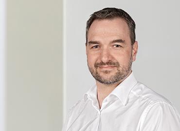Martin Rauscher , Vertrieb Österreich bei Ernst Wirth