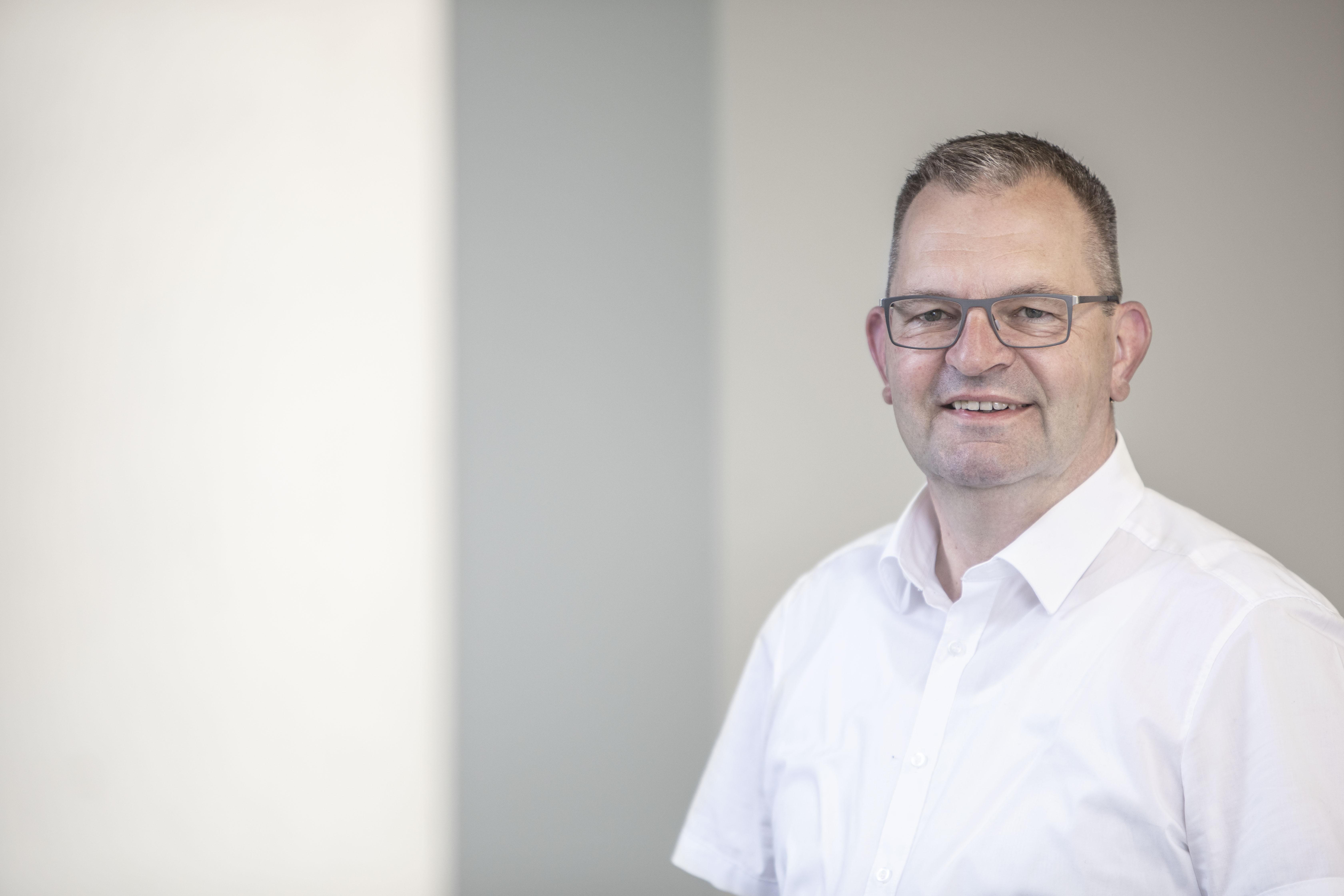 Ralf Zoller, Vertrieb Deutschland bei Ernst Wirth