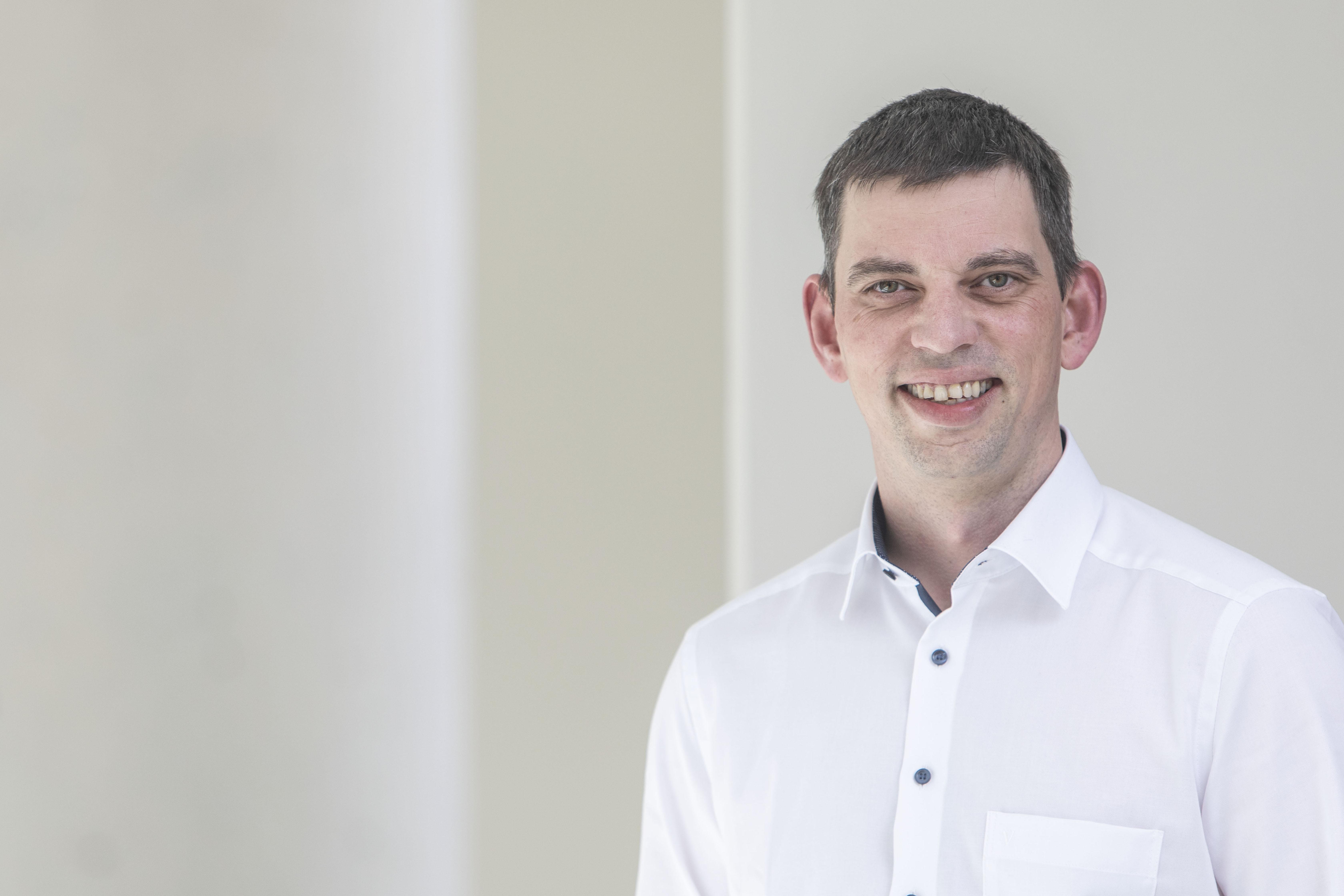 Oliver Hitzler, Vertrieb Bayern bei Ernst Wirth