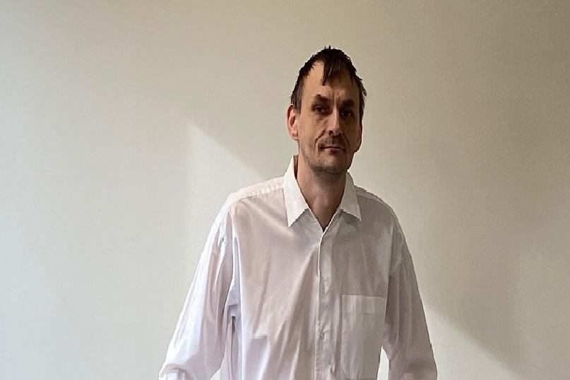 Markus Bartz,  Ansprechpartner für den Einkauf und Kranbestellungen bei Ernst Wirth